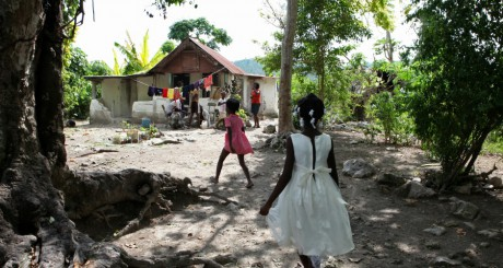 famille-haiti